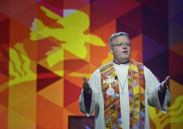 Bishop Christian Alsted serves as the Resident Bishop of the Nordic and Baltic Episcopal area of the Northern Europe and Eurasia Central Conference of The United Methodist Church.